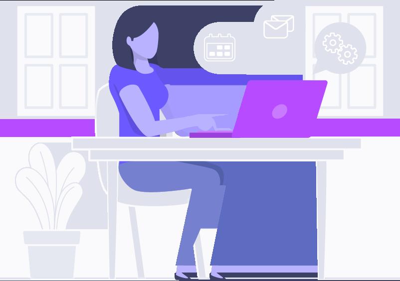 Online werken vanaf waar jij wilt en wanneer jij wilt