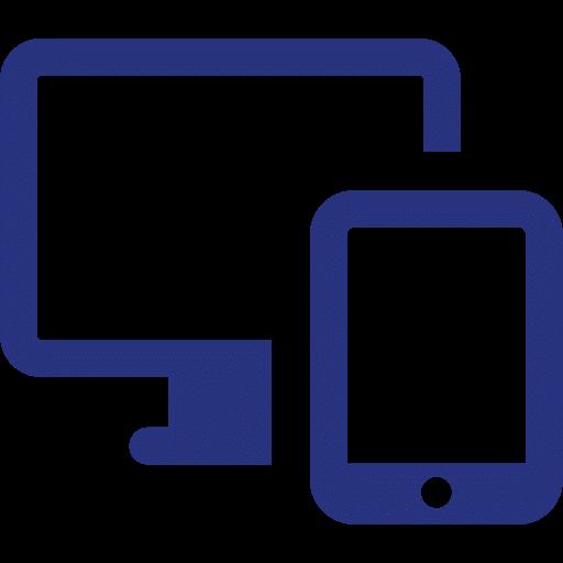 Websites voor mobiel en desktop